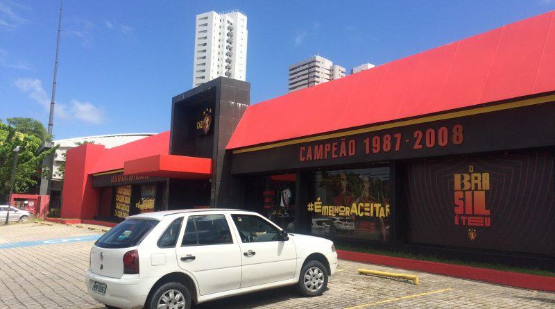 02ffbdb34 Cazá do Sport  loja oficial do rubro-negro pernambucano - Guia dos ...