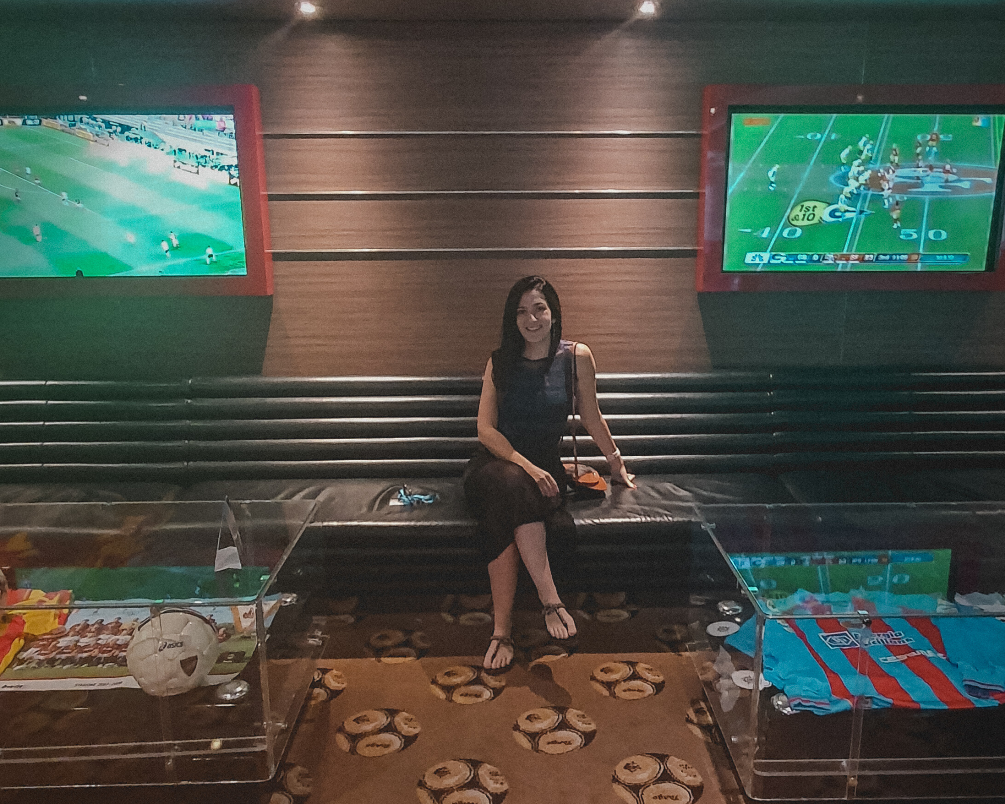 sports bar msc