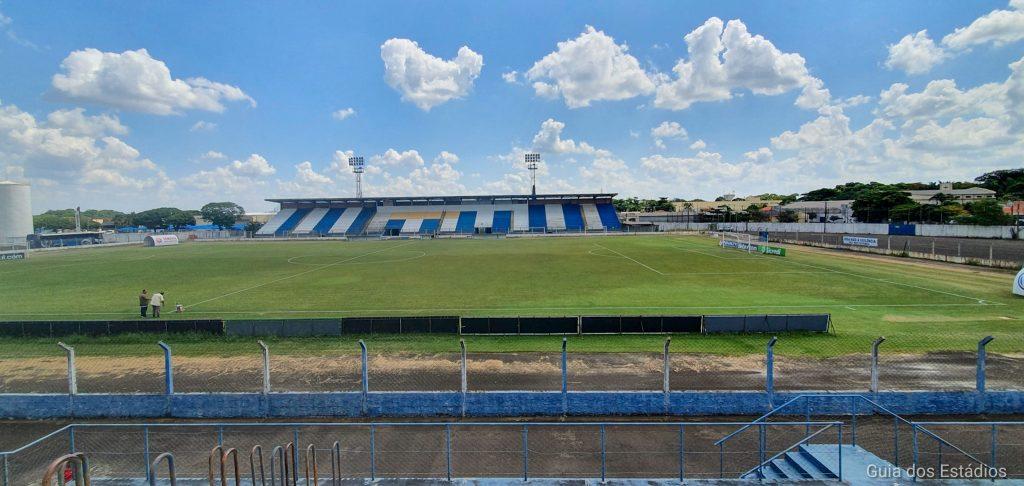 Estádios no Brasil de graça