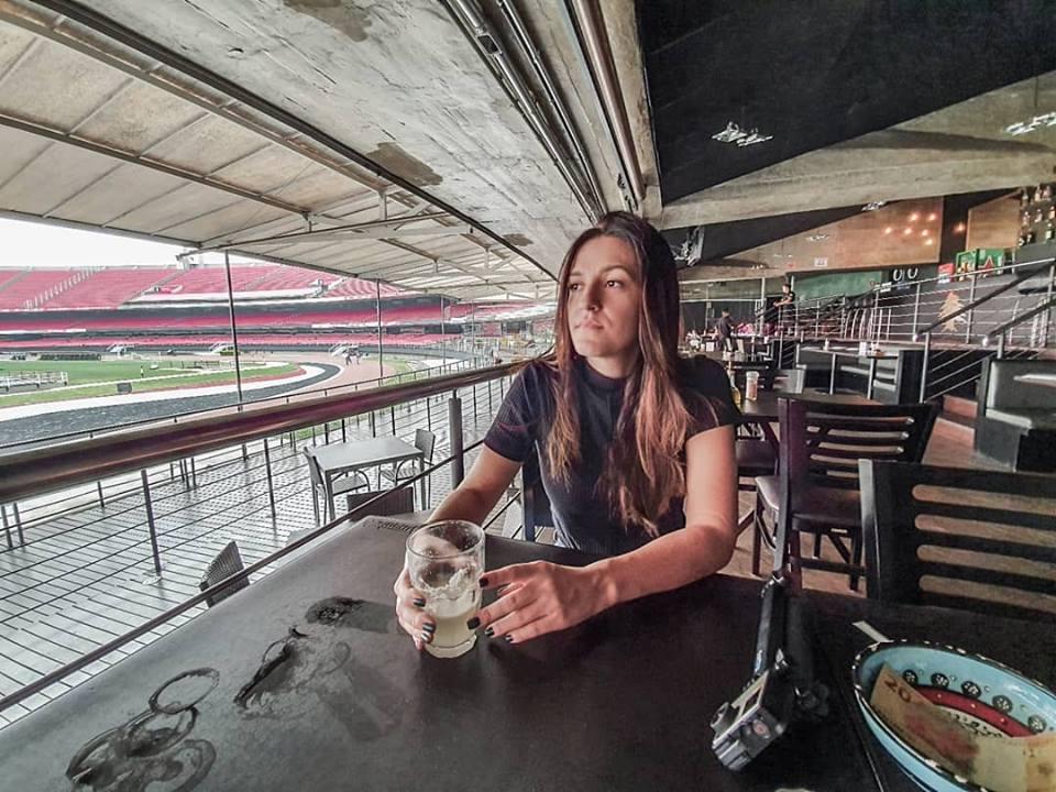 restaurante estadio do morumbi