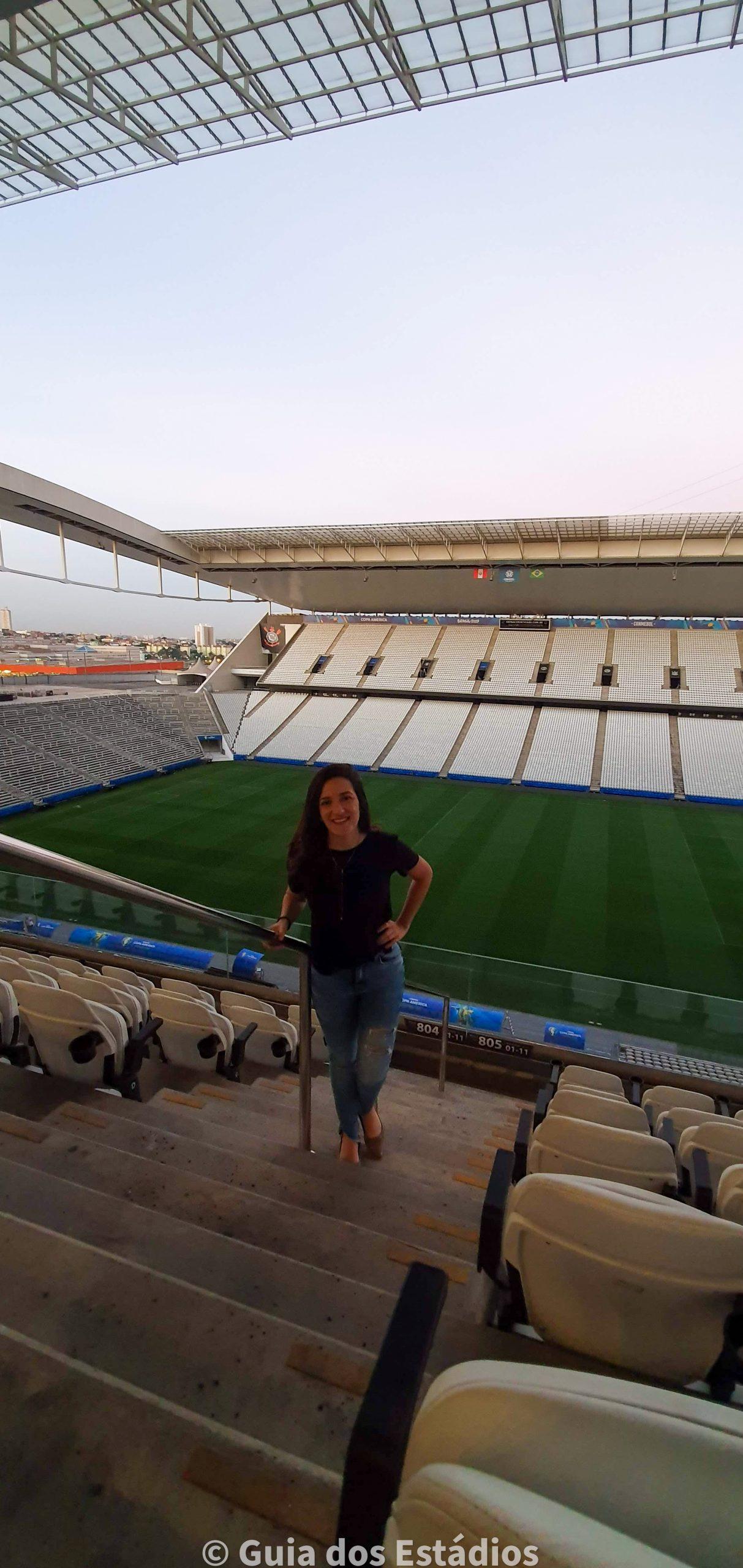 Arena Corinthians | Foto: Fernanda de Lima / Guia dos Estádios