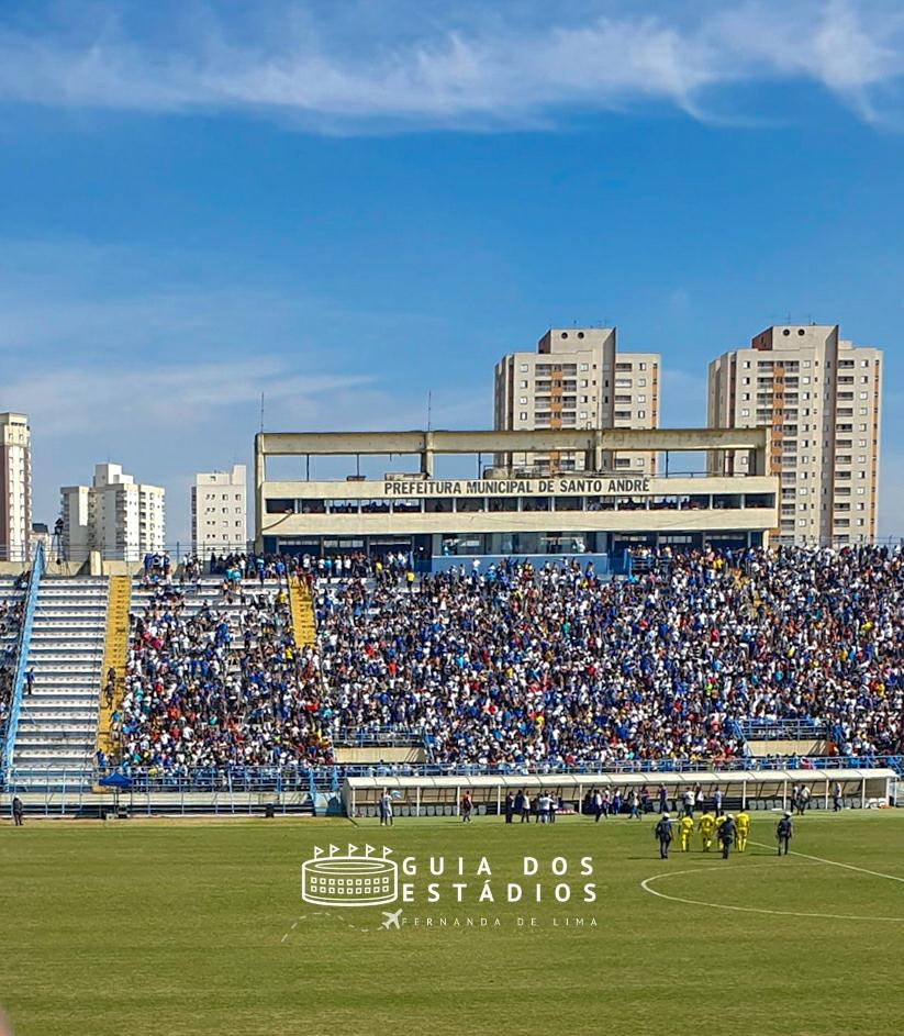 Estádio Bruno José Daniel | Foto: Fernanda de Lima / Guia dos Estádios
